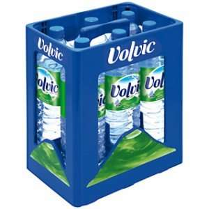 Volvic Naturelle o. Leichtperlig 6er Pack/Kasten für 3,59€ + Pfand in den Trinkgut Märkten