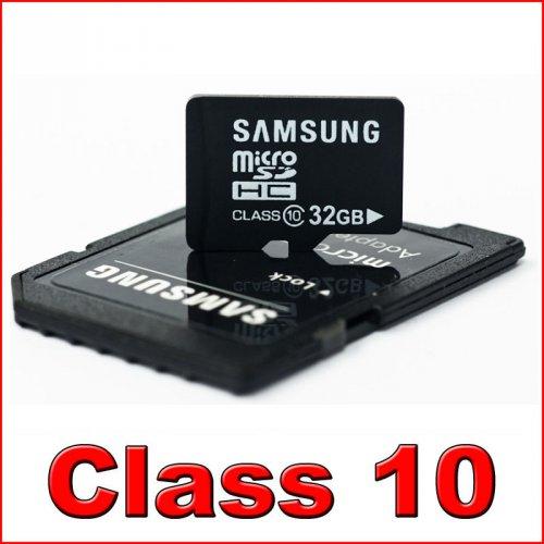 Samsung 32GB SDHC Class 10  für nur 17,95 EUR inkl. Versand