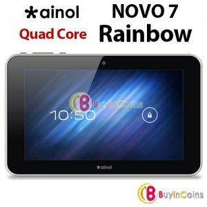 (CN) Ainol Novo 7 Rainbow Tablet PC 1,2 GhZ für ca. 51.49€ @ BIC