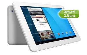 "[Amazon Warehouse - sehr gut] Odys Noon Tablet; 9,7""; Dual Core Prozessor 1,6GHz, 1GB RAM, 16GB HDD, HDMI, WLAN, Android 4.1 für 127,50!"