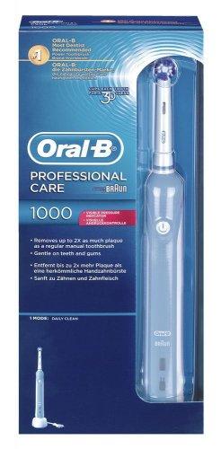 [Amazon] Braun Oral-B Professional Care 1000 Blitzangebot + Cashback von Oral-B