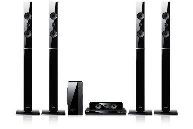 Samsung HT-E5550 für 299 € - 5.1 3D-Blu-ray-Heimkinosystem mit WLAN und 1000 Watt RMS