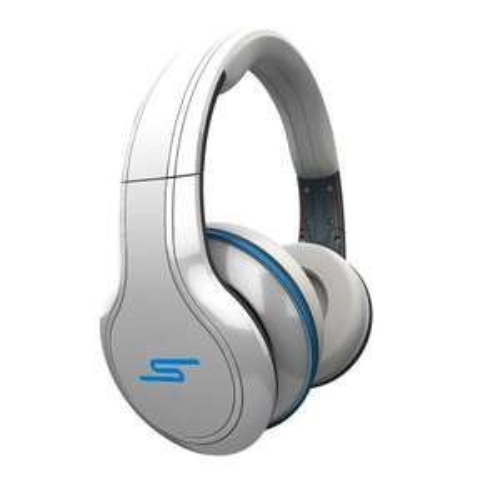 SMS Audio STREET By 50 Cent Over-Ear Kabel Kopfhörer - Weiss inkl. Vsk für ca. 145 € @ amazon.uk