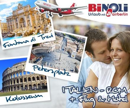 4 Tage Rom ab 199 Euro