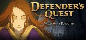 Defender's Quest: Valley of the Forgotten für 4,62€ @ Steam