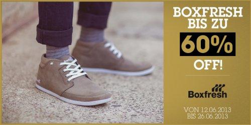 Kickzvip.com bis zu 60% auf Boxfresh Schuhe
