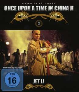 Once upon a time in China 2 [Blu-Ray] für 6,62 € @ amazon.de