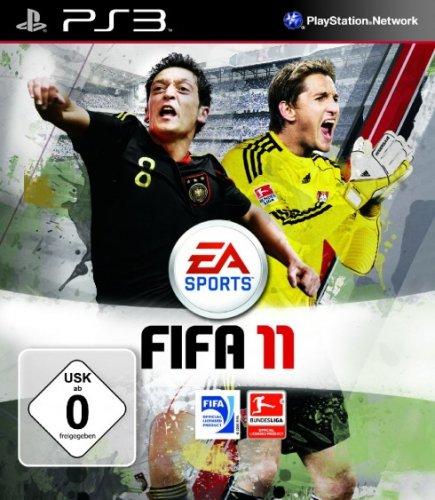 FIFA 11 in OVP für 2,95€ inkl. Versand