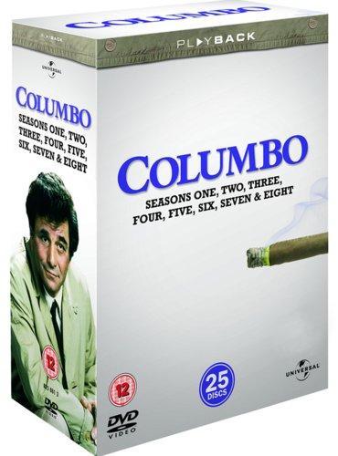 Columbo - Seasons 1 - 8 [25DVDs] für 32€ [thehut.com]