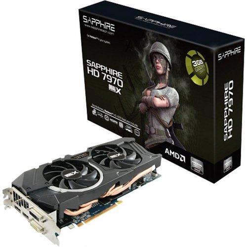 SAPPHIRE Radeon HD 7970 Grafikkarte