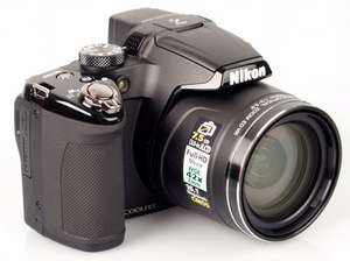 Nikon Coolpix P510 in schwarz für nur 246,88 EUR inkl. Versand