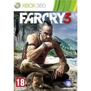 (UK) Far Cry 3 [XBox 360] für 18,99€ @ play (base)