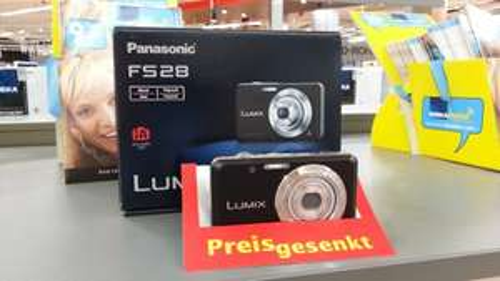 [Lokal Voerde] Panasonic Lumix FS28 bei Marktkauf