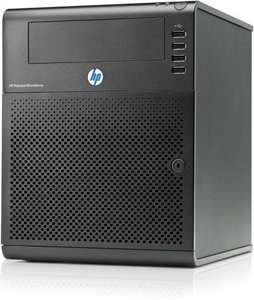 HP ProLiant MicroServer N54L