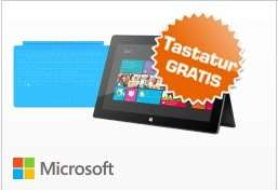 MICROSOFT 64 GB Surface RT mit D5S-00027 Tastatur - Saturn bis 30.06.2013