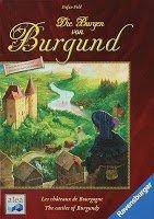 Burgen von Burgund - Das Brettspiel für Vielspieler von Ravensburg