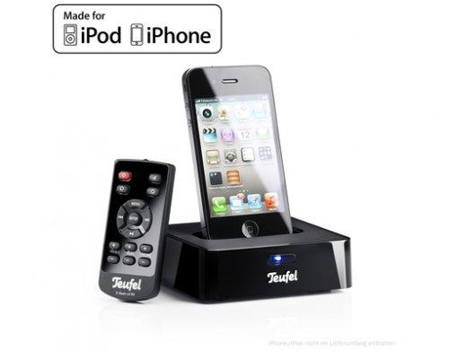 "Teufel™ - iPod/iPhone Dockingstation ""iTeufel Dock v3"" ab €37,77 [@MeinPaket.de]"
