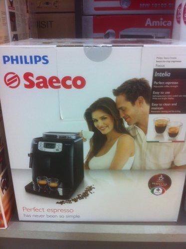 [LOKAL Marktkauf Voerde] Vollautomat Saeco HD 8751/95