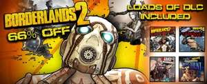[Steam] Borderlands-Sale bei GetGames (Add-ons für 3,39€)