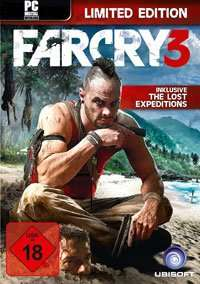 Far Cry 3 (uncut) Limited Edition @Gamesload