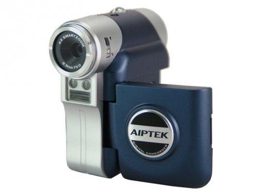AIPTEK PocketDV T220 digitaler Camcorder für 22,22€ + 4,95€ Versand @Lidl Online