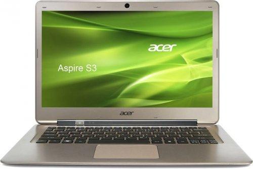 Ultrabook Acer Aspire S3-391-33214G52add für 395,- € bei Amazon!!!
