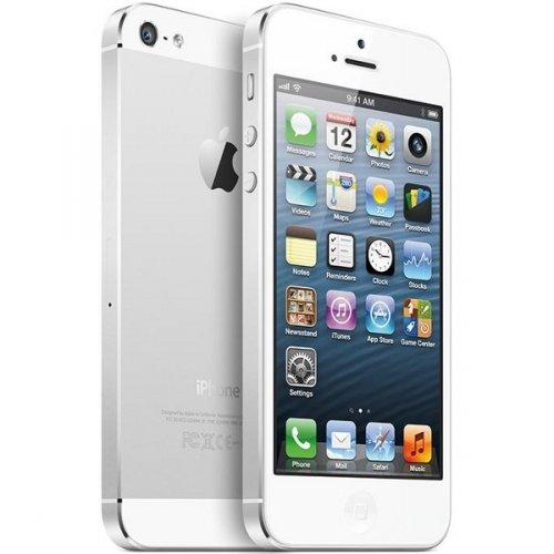 Apple iPhone 5 16GB iOS 6 Smartphone 8 Megapixel Kamera Weiß oder Schwarz 549€ @ Ebay Fachhändler