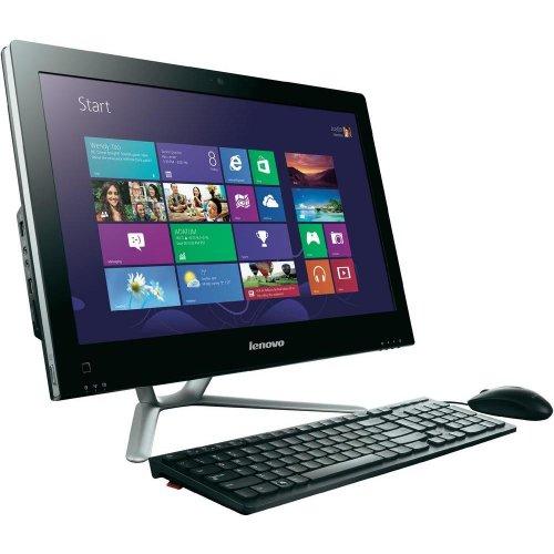 Lenovo C445 All-in-One Schwarz für 449€ @Conrad