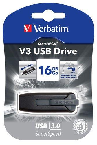 Verbatim Store´n´Go V3 16GB USB 3.0 Stick für nur 11,50 EUR inkl. Versand