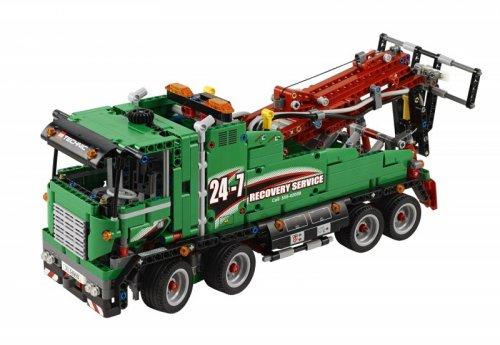 LEGO 42008 Abschlepptruck inkl. Power Functions für nur 100,- EUR inkl. Versand