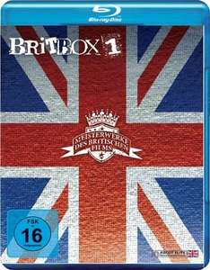 BritBox - Vol. 1 (3 Blu-ray-Discs) für 11,05 €  Amazon.de