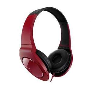 Pioneer SE-MJ721-R Rot - Bügelkopfhörer  15€ @ Redcoon Versandkostenfrei