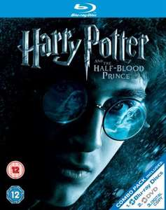 (UK) Harry Potter und der Halbblutprinz (Harry Potter And The Half Blood Prince) [Blu-Ray + DVD + Digital Copy] für 4,99€ @ play (zoverstocks)