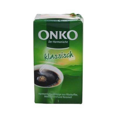 ONKO Kaffee klassisch gemahlen 500g  für 2,22€ bei Saturn.de ( bei Abholung) ansonsten + 4,99€ Versand!