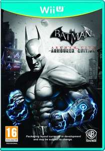 Nintendo Wii U - Batman: Arkham City (Armoured Edition) für €16,33 [@Thegamecollection.net]