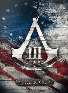 [WiiU] Assassin's Creed III Join or Die Collector's Edition @game.co.uk
