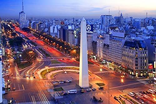 Flüge: Buenos Aires ab Düsseldorf 523,- € hin und zurück - Santiago de Chile 570,- € hin und zurück (September-November)