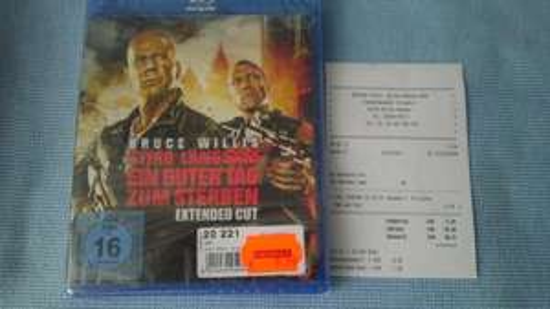 Stirb Langsam 5 Blu-ray