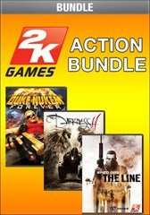 2K Action Bundle STEAM Key (Spec Ops: The Line, The Darkness II, Duke Nukem Forever)