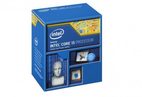 Aufrüst-Set: Core I5 4670K (3,4 GHz)