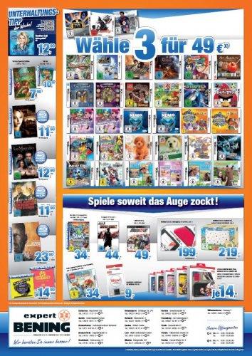[LOKAL Expert Bening] NDS & 3DS - 3 FÜR 49 € Aktion!