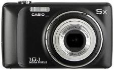 (nur noch silber verfügbar) Digitalkamera Casio QV-R300 in schwarz oder silber mit 5x optischen Zoom für 39€ @ ebay