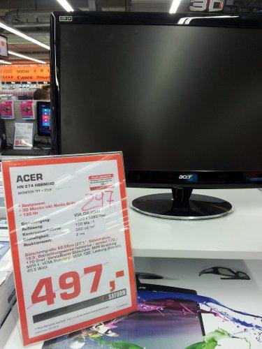 Acer HN274 HBMIIID / Lokal HH