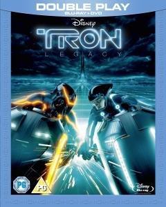 Tron: Legacy Double Play (Blu-Ray & DVD) OV @ Zavvi