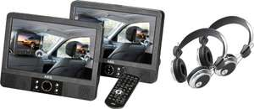 [Marktkauf / evtl. regional] DVD Player AEG  mit Zusatzmonitor 4552 LCD -48%