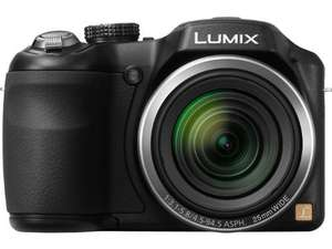Panasonic Lumix DMC-LZ20 für 93,65 € @Amazon.co.uk