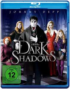 [Blu-ray] Dark Shadows unter 8 € @amazon.de/saturn online