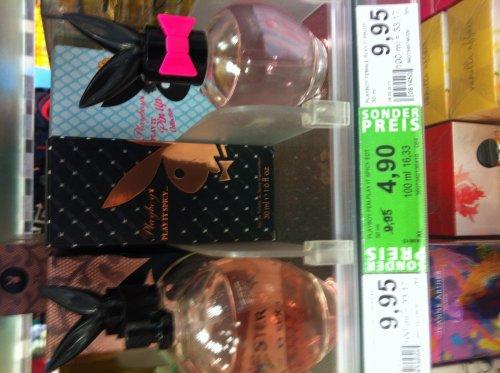 [lokal? Rostock] Playboy Play it Spicy Parfum für 4,90€ @Rossmann bzw. Set für 6,95€ @Amazon