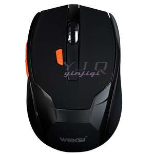 [Ebay] Original Weksi Wireless Mouse. Low budget Gaming Mouse aus China für 3,55€ inkl. Versand