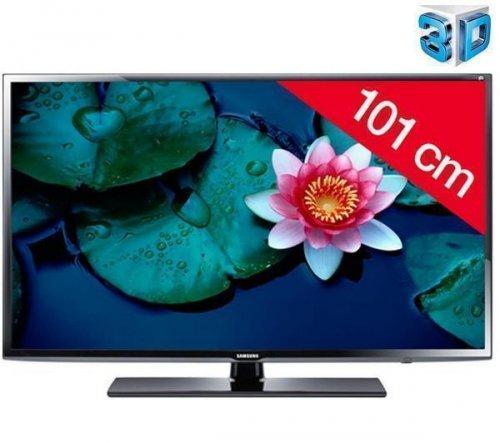 3D 40 Zoll LED-Fernseher FULL HD 200 Hertz Samsung UE40EH6030 für 429 EUR zzgl. Versand